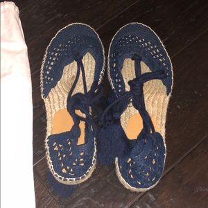 Sezane Shoes - Low Carmen Espadrilles